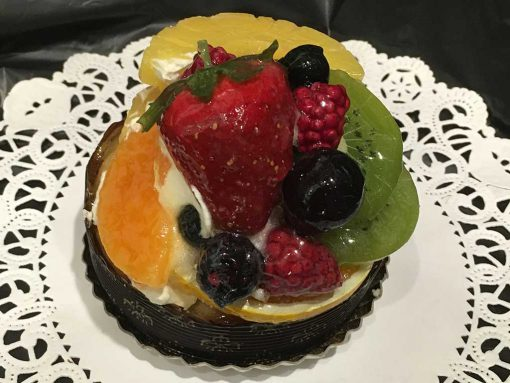 Four Seasons Tart - dessertsbygerard.com