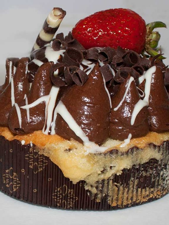 Boston Cream Pie Individual Pastry - dessertsbygerard.com