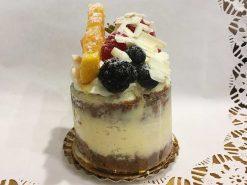 Carrot Cheese Cake - dessertsbygerard.com