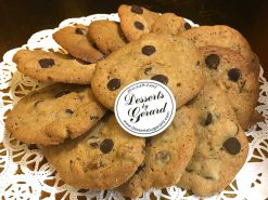 Chocolate Chip Walnut Cookies - dessertsbygerard.com