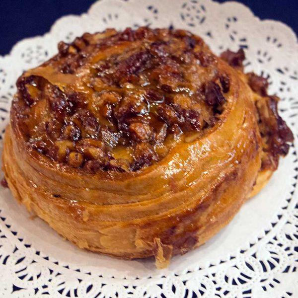 Cinnamon Pecan Danish - dessertsbygerard.com
