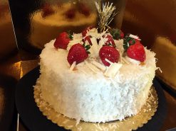 Coconut Cake - dessertsbygerard.com
