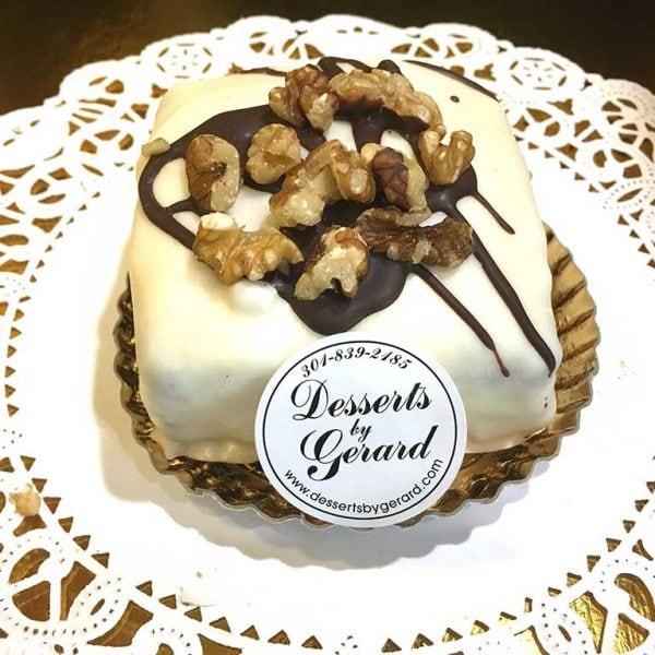 Cream Cheese Brownie - dessertsbygerard.com