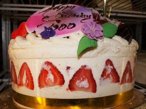 Strawberry Short Cake - dessertsbygerard.com