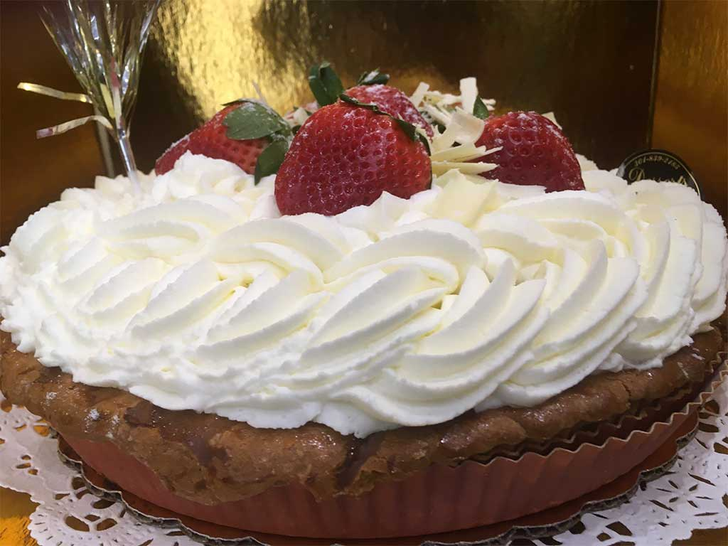 Banana Cream Pie - dessertsbygerard.com