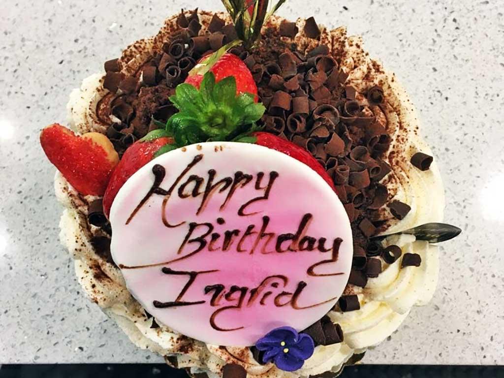 Desserts By Gerard Black Forest Cake