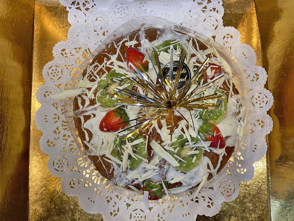 Brioche Ring - dessertsbygerard.com