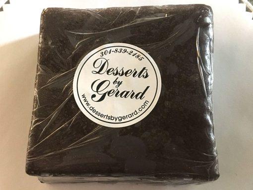 Brownie witout Nuts - dessertsbygerard.com