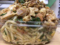 Chicken Spaghetti Pasta Salad - dessertsbygerard.com