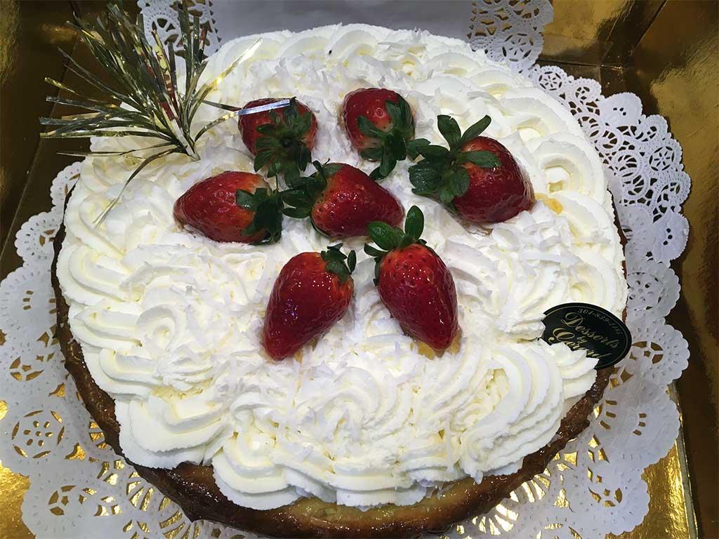 Coconut Cream Pie - dessertsbygerard.com