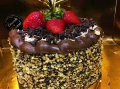 German Chocolate Cake - dessertsbygerard.com