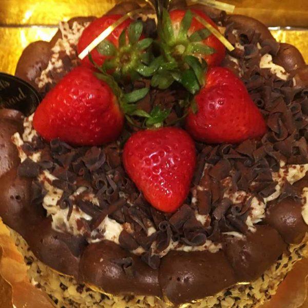 German Chocolate Cake - dessertsbygerard.com