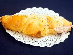 Ham and Parmesan Cheese Croissant - dessertsbygerard.com