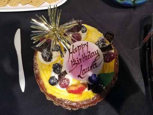 Lemon Custard Berry Tart - dessertsbygerard.com