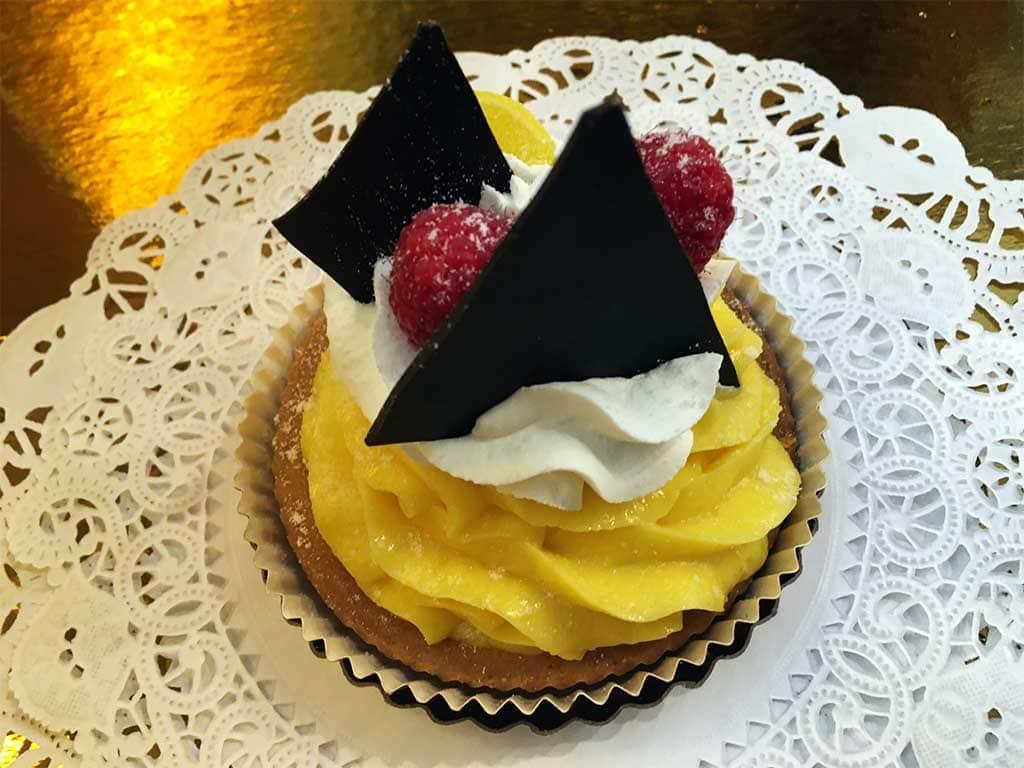 Lemon Tart Individual - dessertsbygerard.com