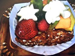 Le Ronde des Fruit Slice - dessertsbygerard.com