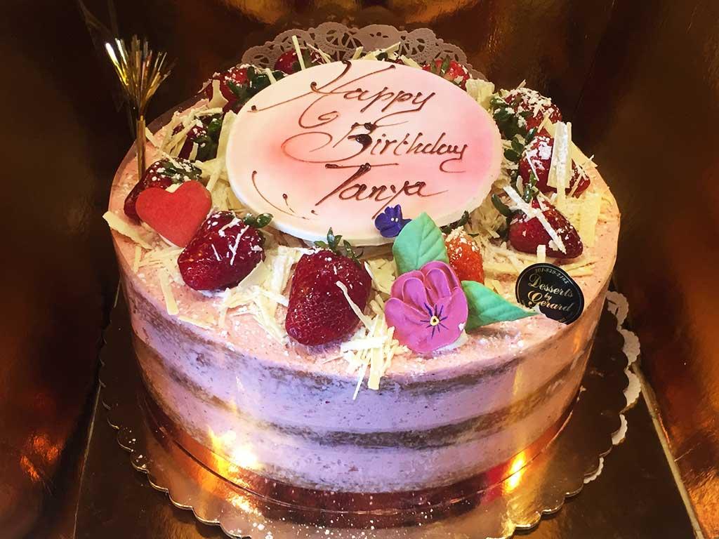 Naked Cake - dessertsbygerard.com