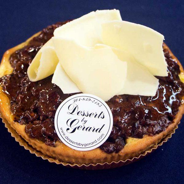 Pecan Tart - dessertsbygerard.com