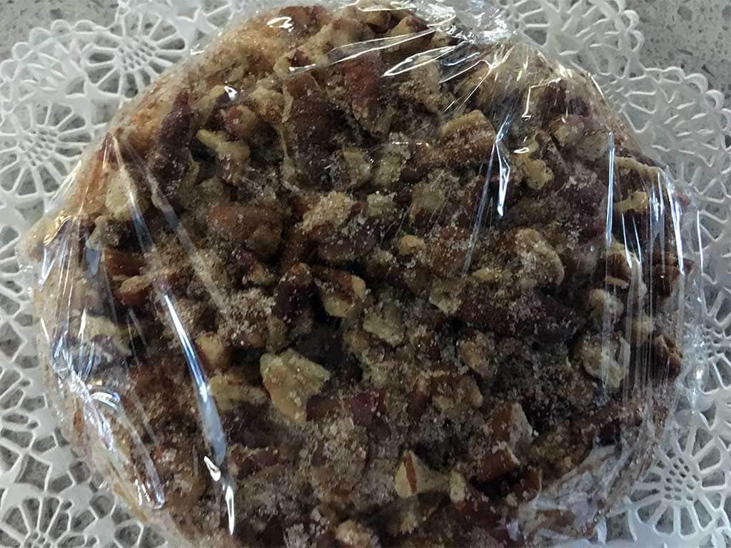 Pecan Thingy - dessertsbygerard.com