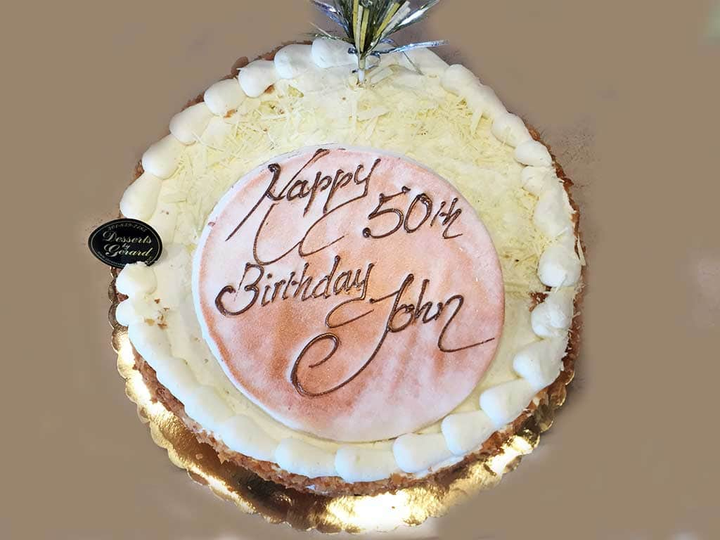 Plain Cheesecake - historyofwrestling.com