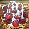 Rasberry Tart individual - dessertsbygerard.com