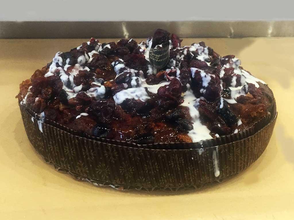 Large Pear Cranberry Sweet Potato - dessertsbygerard.com