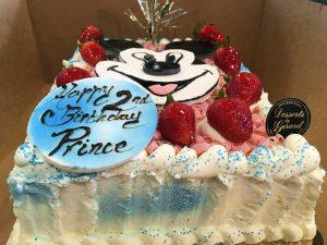 Custom Cake - dessertsbygerard.com