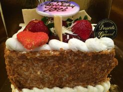 6 inch glazed cheesecake - dessertsbygerard.com