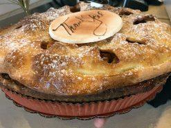 Apple Spice Covered Pie - dessertsbygerard.com