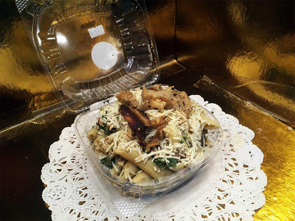 Chicken Penne Pasta - dessertsbygerard.com