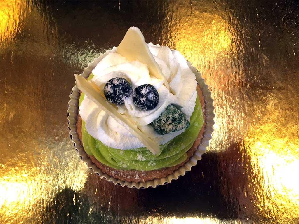 Lime Individual Tart - dessertsbygerard.com