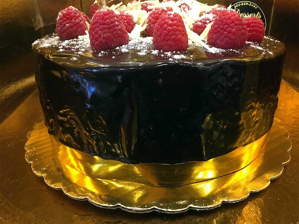 Marquise Cake - dessertsbygerard.com