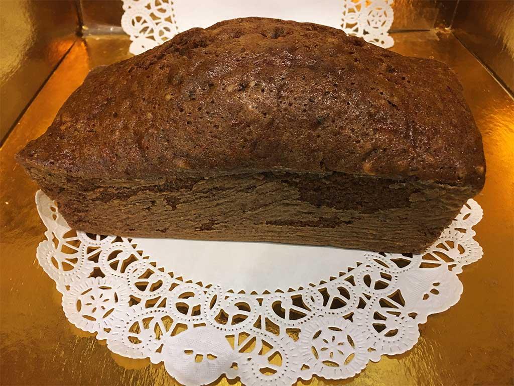 Carrot Cake Loaf - dessertsbygerard.com