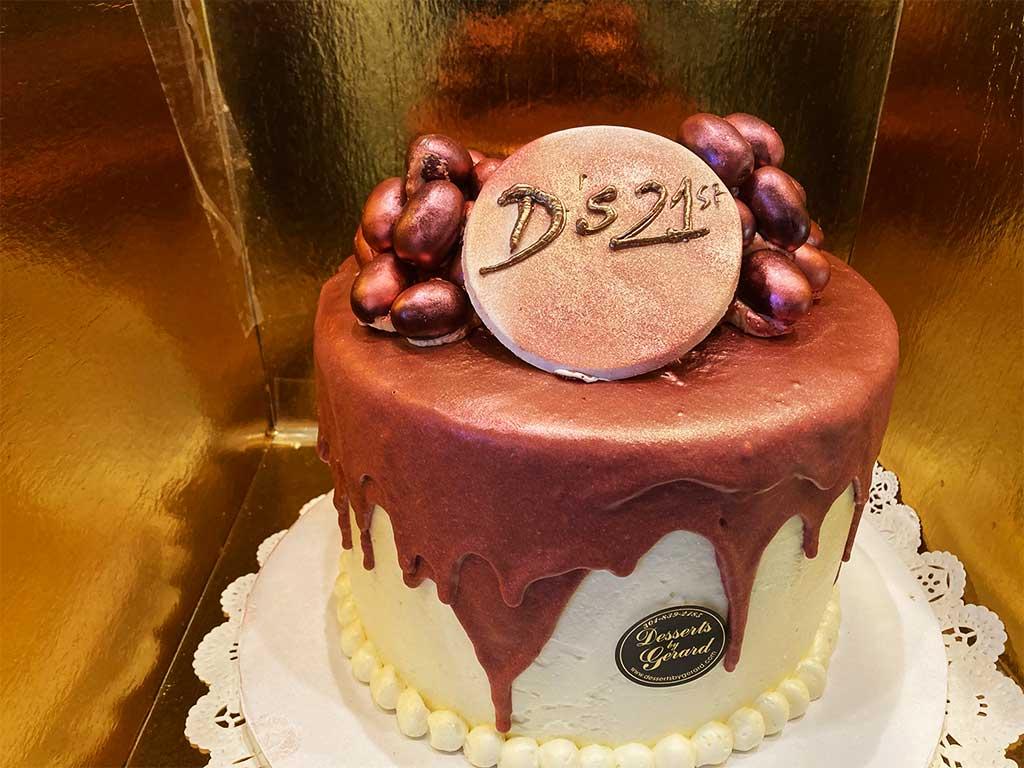 Drip Cake - dessertsbygerard.com