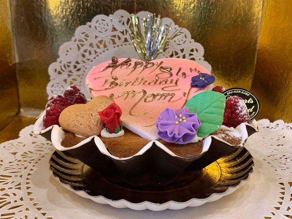 Plain Pound Cake - dessertsbygerard.com
